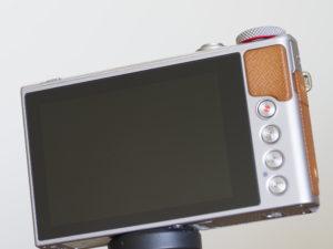 G9 X Mark2,キヤノン