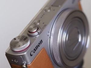 G9X Mark2, Power Shot, キヤノン