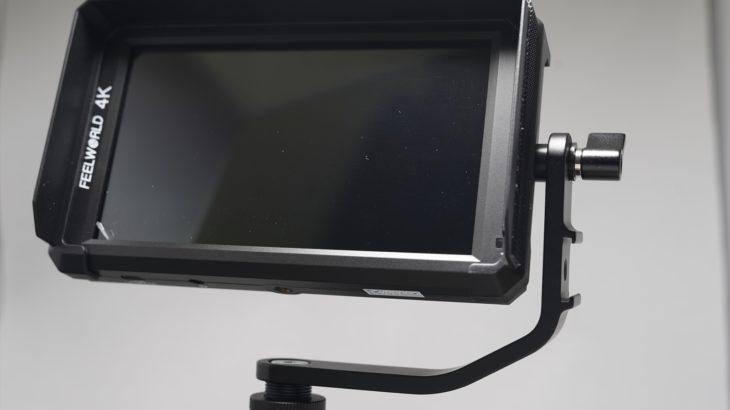 ソニーα7Ⅲボディ用に追加で買ったアイテム Feelworld F6 フィールドモニター Amazon Prime Dayで安くなっていた