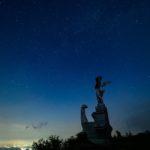 2018年7月20-23日の美ヶ原高原美術館 星景撮影会撮影記