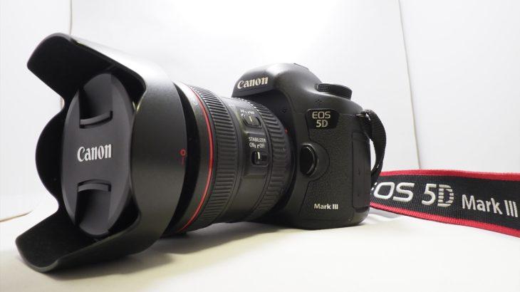 EOS 5D markⅢもそろそろ手放そうとかシャッター回数を調べてみた件 そしてさよなら撮影