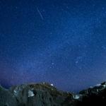 平成最後の流星群 しぶんぎ座流星群  星景撮影結果 平成31年の大きな天体ショーも残すはあとわずか!