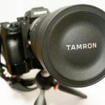 α7Ⅲ用にEFレンズを追加 タムロン SP 15-30mm F/2.8 Di VC USD G2 (Model A041)のファーストインプレッション