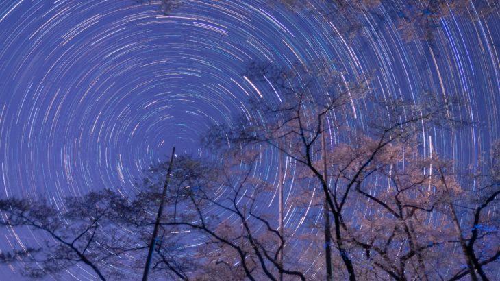 桜と星を撮影する! 雪の福島、桜の岐阜 えっ!? 福島と岐阜0泊2日の旅