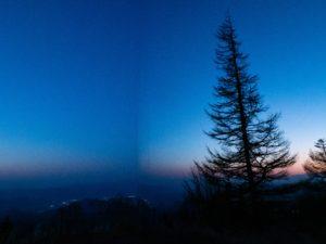 夕闇のパラレルワールド