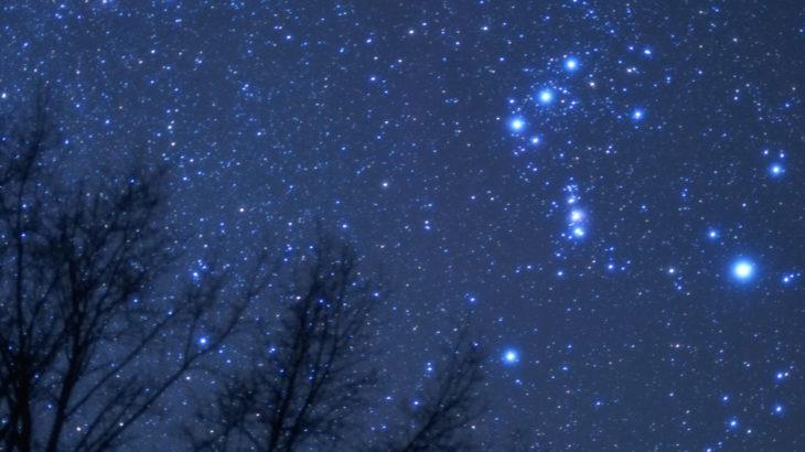 2019年11月2日 開田高原での星景撮影記 空気が澄んでいて、暗くて、寒かった