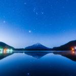 2019年11月29-30日 2夜連続富士山星景撮影記